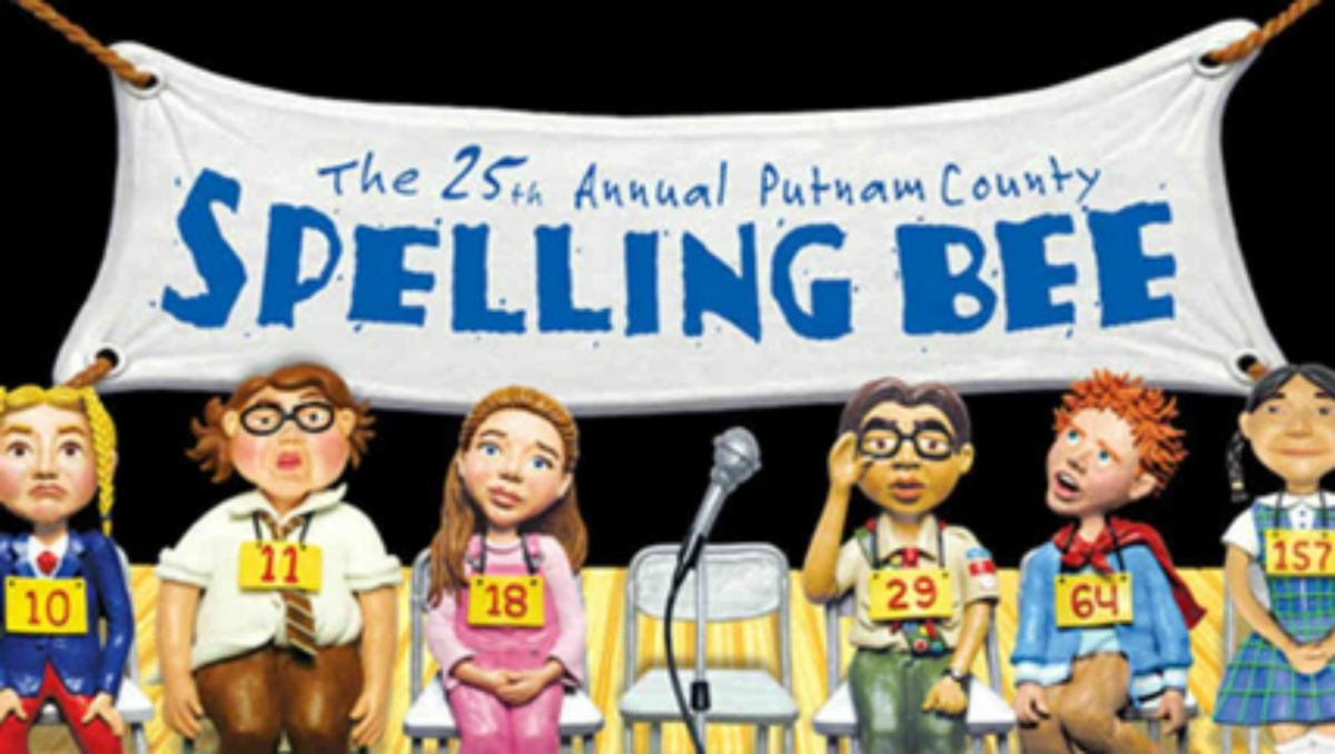 The 25th annual spelling bee