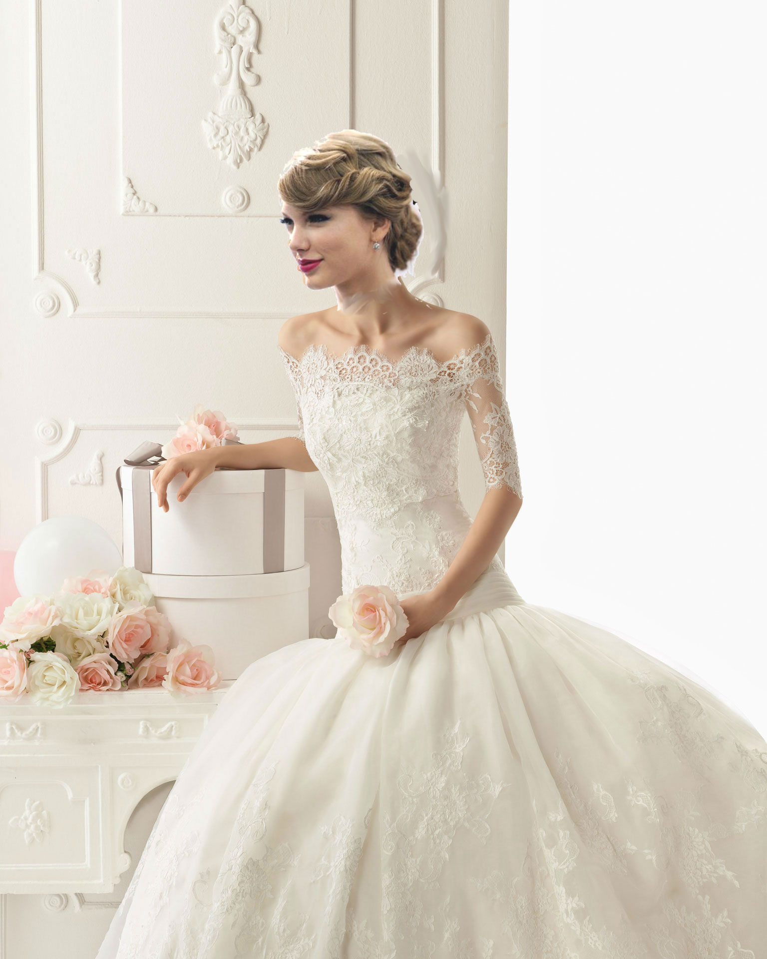Taylor Swift S Secret Wedding Exclusive Look Here The Dial