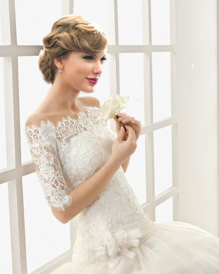 Taylor Swifts Secret Wedding Exclusive Look Here The Dial