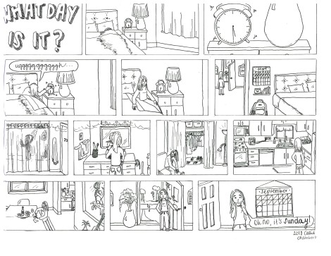 Callie's Comic